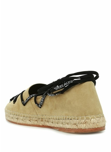 Off-White Espadril Bej